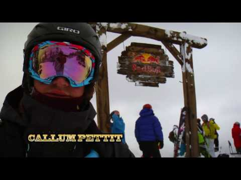 Cliff Session / Big Mountain runs @ Red Bull Cold Rush Da...