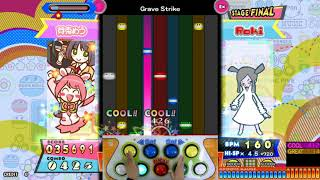 [pop'n music peace] Grave Strike EX PERFECT