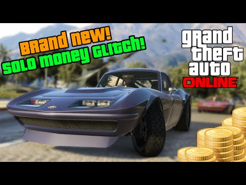 GTA 5 Online - WORKING SOLO UNLIMITED MONEY GLITCH AFTER PATCH 1.16 - GTA 5 Glitches