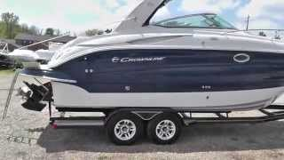 2011 Crownline 280 CR Cruiser 8.2MAG For Sale Lodder's Marine
