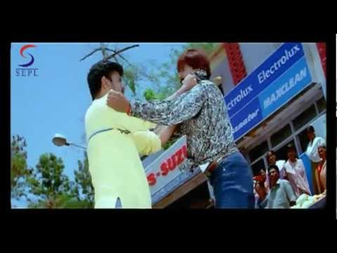 Baddest Fight Scene Ever --Thriller Manju