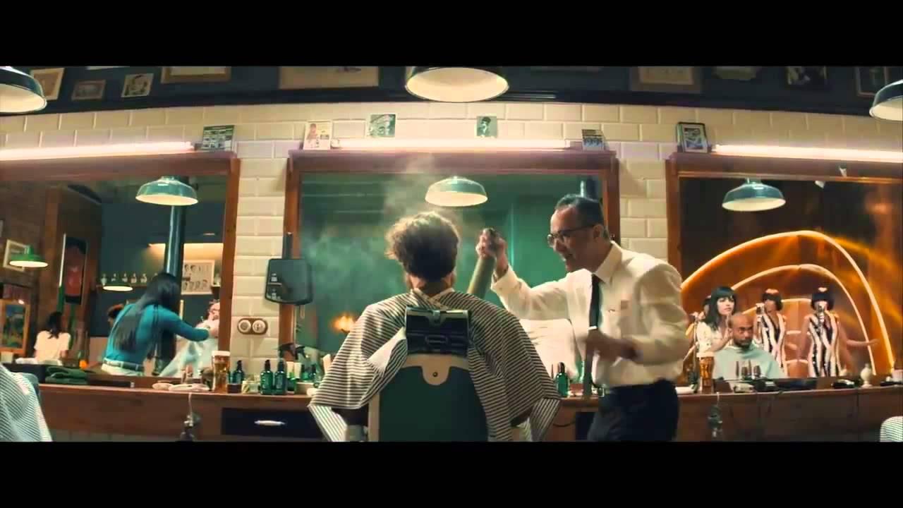 """""""If Carlsberg Did Haircuts"""" - Carlsberg The Barber Shop TVC"""