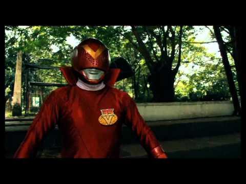 RED REVO SUPER SENTAI BATTLE (Costube 2011)