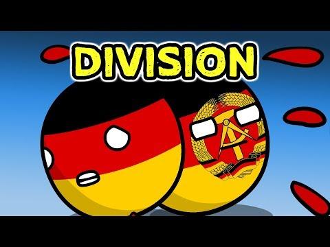 Germany's division | Antarctica trip - Countryballs thumbnail