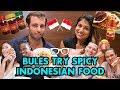 #IndoBuleTrials: Spiciest Indonesian Food (MIE ABANG ADEK!)