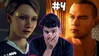 I Messed Up! [Detroit Become Human #4]