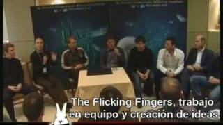 Conferencia teórica Flicking Fingers parte1