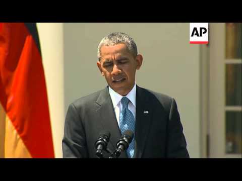 President Barack Obama said during a press conference Friday that the news of a botched execution in