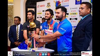 Sri Lanka favourites to claim Nidahas Trophy 2018