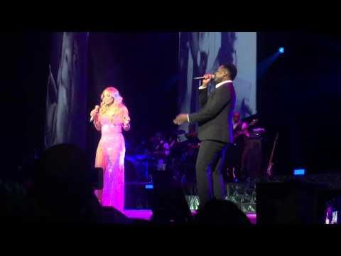 Mariah Carey & Trey Lorenz - I'll be there