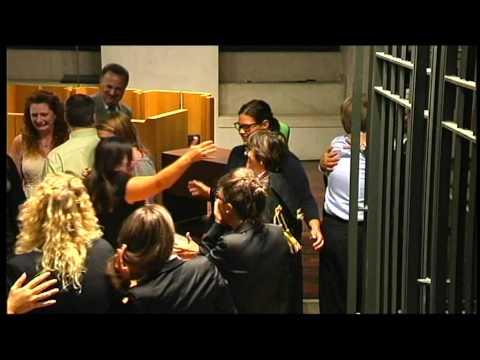 Amanda Knox e Raffaele, la sentenza