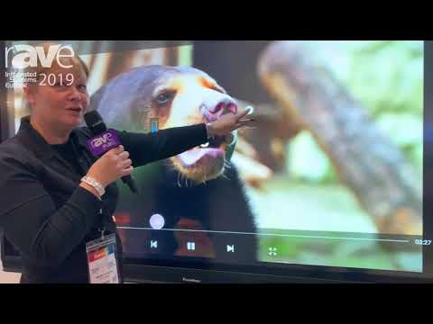 ISE 2019: Promethean Shows Active Panel With ActiveInspire Studio With Windows Interface