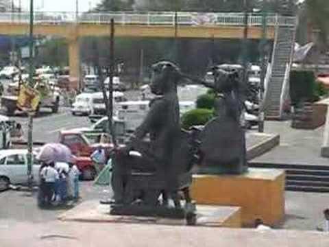 Oh Ciudad Nezahualcoyotl Aqui Estoy En El Palacio...