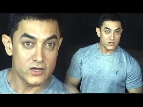 PK's Poster Is No Publicity Stunt: Aamir Khan