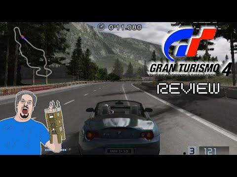 Gran Turismo 4 Review (PS2)