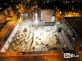 USC Michelson Center Time-Lapse Construction Video (Downey Way View)