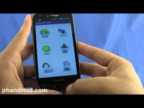 DROID Charge: How To Do A Screen Capture