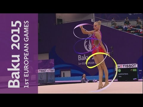 DAY 9 RECORDED Gymnastics | Baku 2015 European Games
