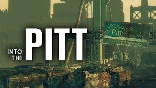 The Pitt 1: Into the Pitt - Wernher & His Distress Signal - Fallout 3 Lore