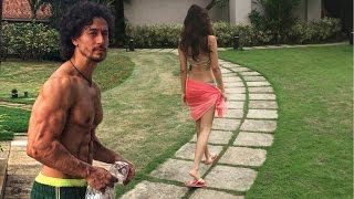 Tiger Shroff And Girlfriend Disha Patani On Secret Vacation !!