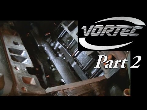 98 S10 Vortec V6 4.3 Intake Gasket Replacement Part 2 of 5