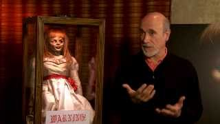 ANNABELLE - Interview with Tony Amendola
