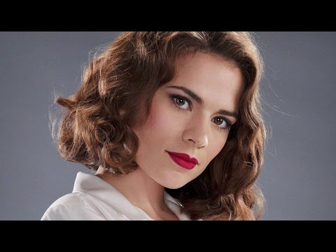 Marvel's Agent Carter - Hayley Atwell and the Producers on What to Expect - Comic Con 2014