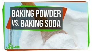 What's the Difference Between Baking Powder and Baking Soda?