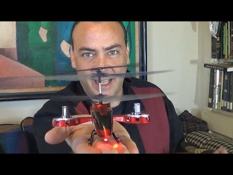 Mini Avatar RC Helicopter: Great Gift Idas for 2013! -EpicReviewGuys