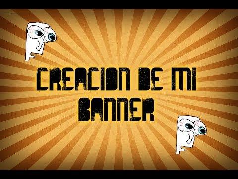 Creacion De Mi Banner