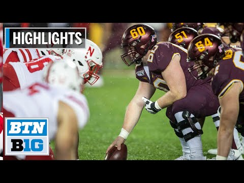 Highlights: Gophers Move to 6-0 for First Time Since 2003 | Nebraska at Minnesota | Oct. 12, 2019