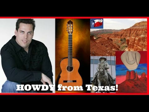 Cowboy Songs - Yellow Rose of Texas