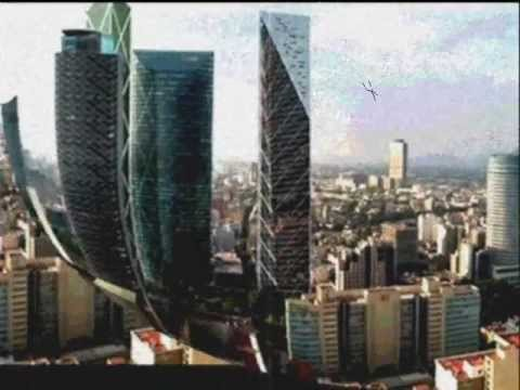 Paseo de la Reforma 2014-2015-2016 (Ciudad de México) Nuevo Skyline
