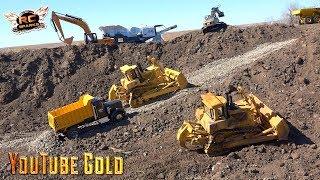 YouTube GOLD - the Bold Road Forward: Crush, Dump, Spread, Repeat (S2, E1) | RC ADVENTURES