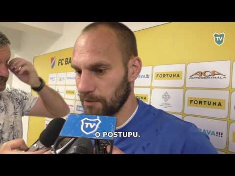 FNL: rozhovor s Petrem Vaškem po utkání se Znojmem (3:0)