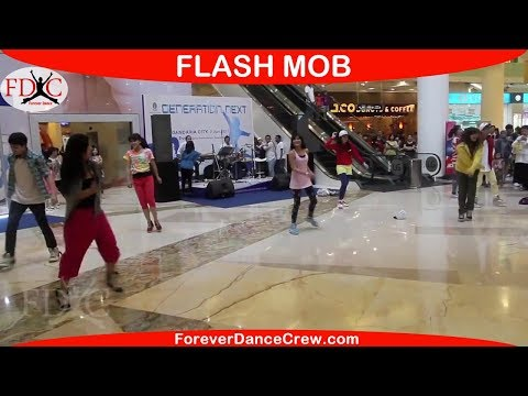 Flash Mob Dance Indonesia Jakarta video