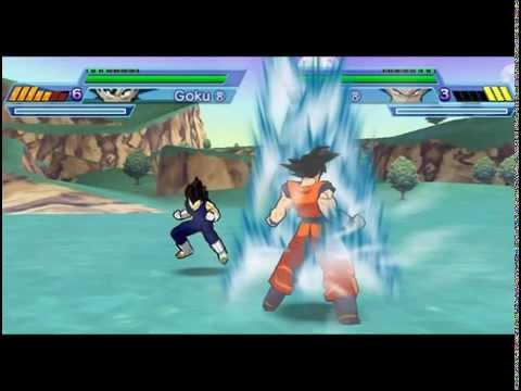 Descargar Dragon Ball Z Shin Budokai para PSP-CSO [4S]