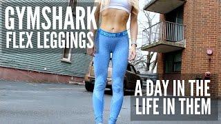 Gymshark Flex Leggings Try On & Review