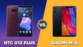 Speedtest Xiaomi Mi 8 vs HTC U12 Plus: Snapdragon 845, RAM 6GB | 11 triệu vs 20 triệu?