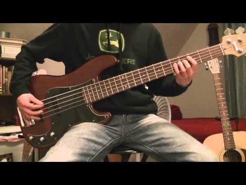 Motley Crue - Kickstart My Heart Bass