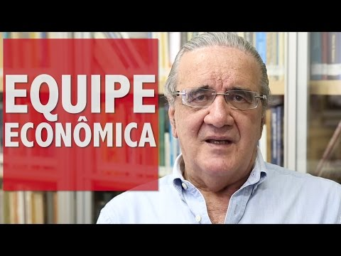 Belluzzo critica a nova equipe econômica