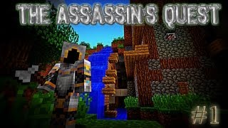 Minecraft Movie: The Assassin's Quest- Chapter 1