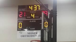 Heats Vs Waves Basketball Game Part 3