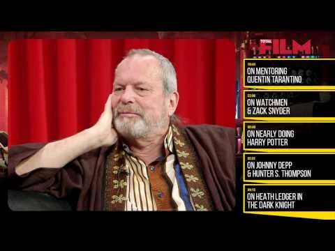 Terry Gilliam on Heath Ledger playing the Joker
