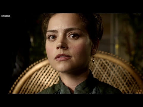 The one word test - Vastra questions Clara - Doctor Who - The Snowmen - BBC