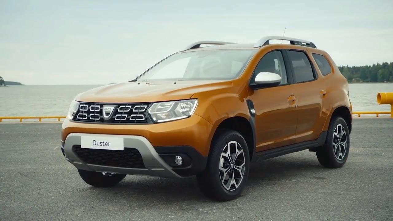 Рено дастер 2018 в новом кузове комплектации дизель