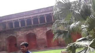Jodha Akber in Agra Fort