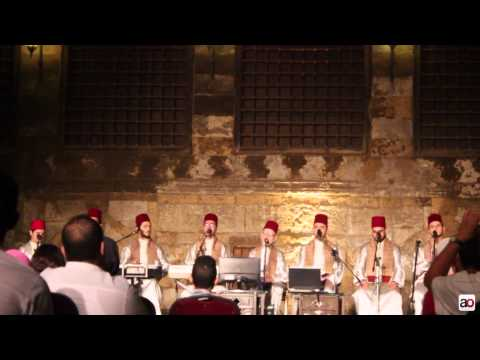 Syrian group perform at Cairo's Int'l festival Samaa' for spiritual music