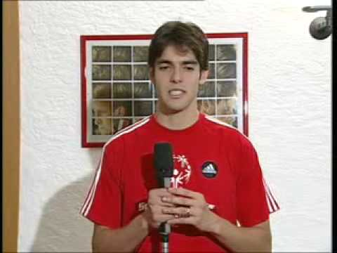Kaka-Videomessaggio_brasiliano_Special_Olympics_Italia.avi