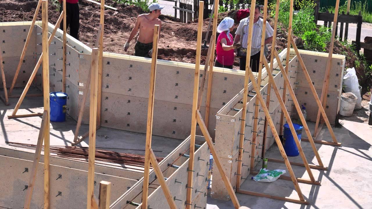 Строить монолитный дом своими руками 37